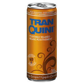 Tranquini - Ginger Lemongrass - 355ml