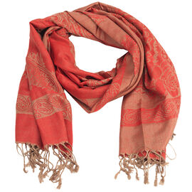 Star & Rose Scarf - Paisley - Assorted