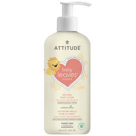 Attitude Baby Leaves Natural Body Lotion - Pear Nectar - 473ml