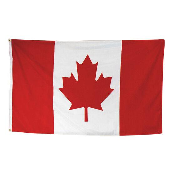 Canada Fabric Flag - 3 x 5 feet