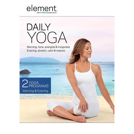 Element: Daily Yoga - DVD