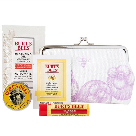 Burt's Bees Change Purse - 14826 - 4 piece
