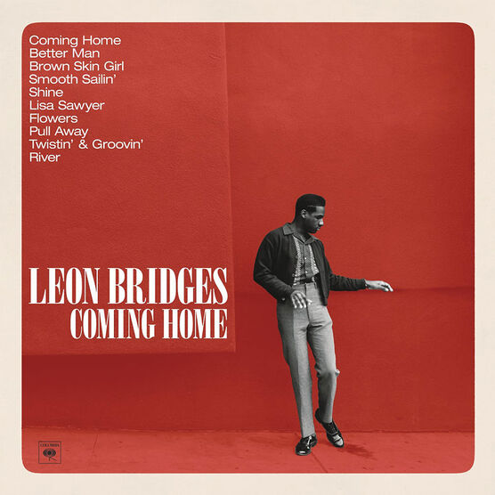 Leon Bridges - Coming Home - Vinyl