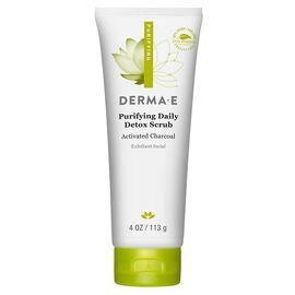 Derma E Purifying Daily Detox Scrub - 113g