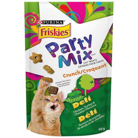 Friskies Cat Treats - Deli Crunch - 60g