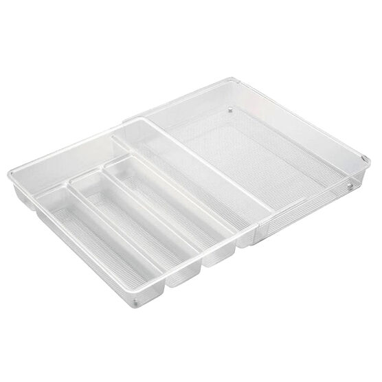 InterDesign Expanding Cutlery Tray