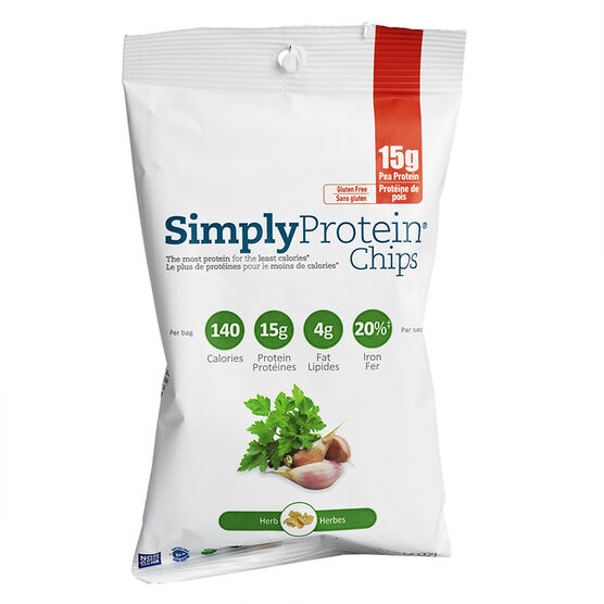 SimplyProtein Chips - Herb - 33g