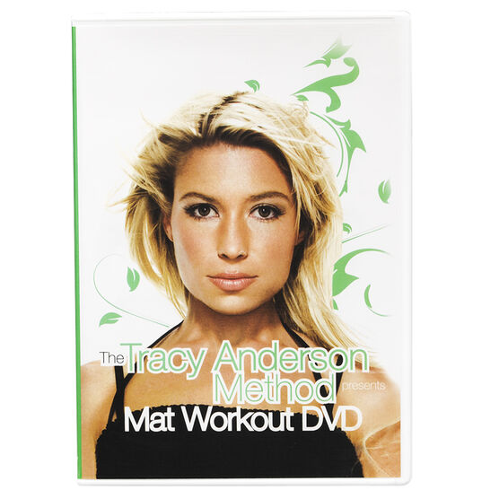 Tracy Anderson Method: Mat Workout - DVD