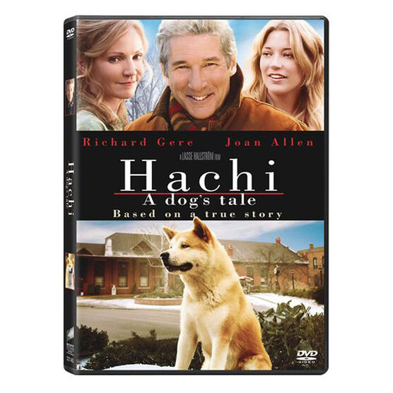 Hachi: A Dog's Tale - DVD