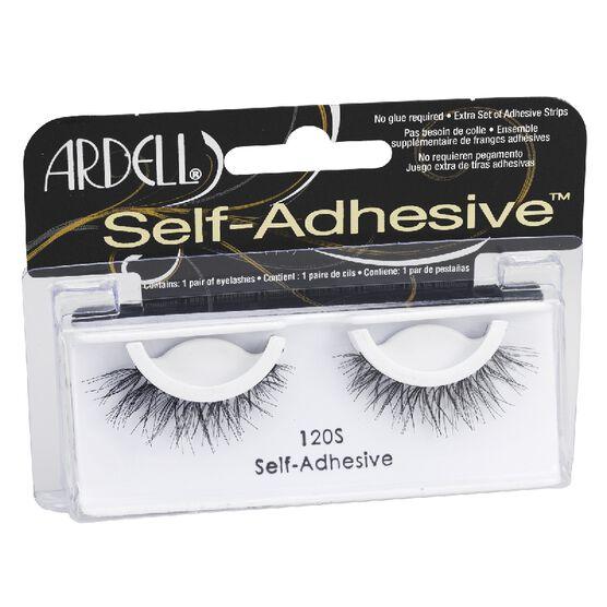 c4debec0221 Ardell Self Adhesive Lashes 120S, Ardell Self-Adhesive Lashes - Madame  Madeline Lashes