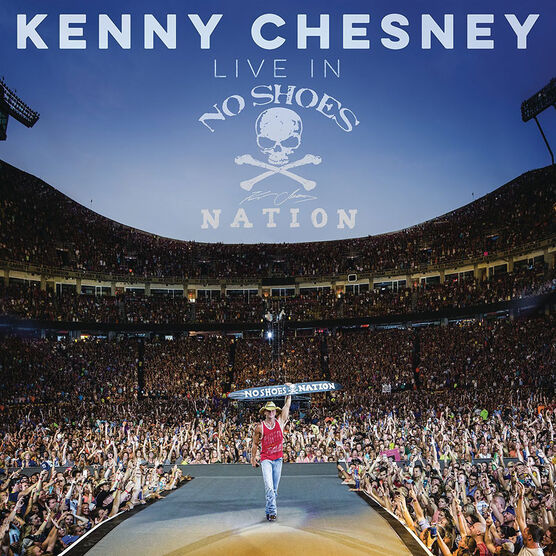 Kenny Chesney - Live In No Shoes Nation - CD