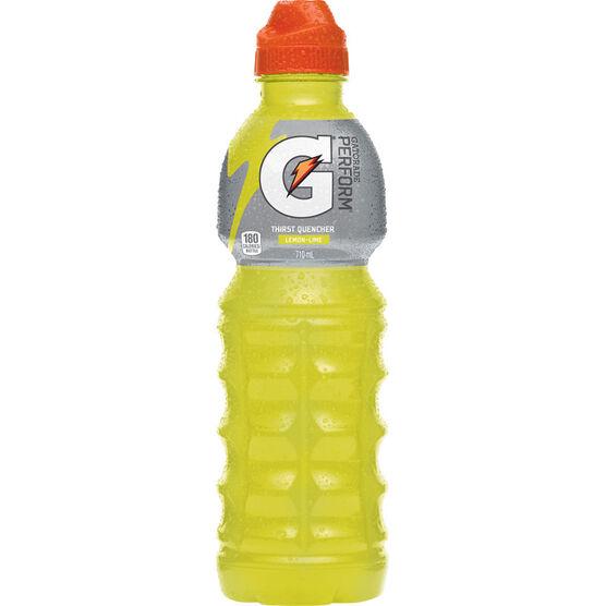 Gatorade - Lemon Lime - 710ml