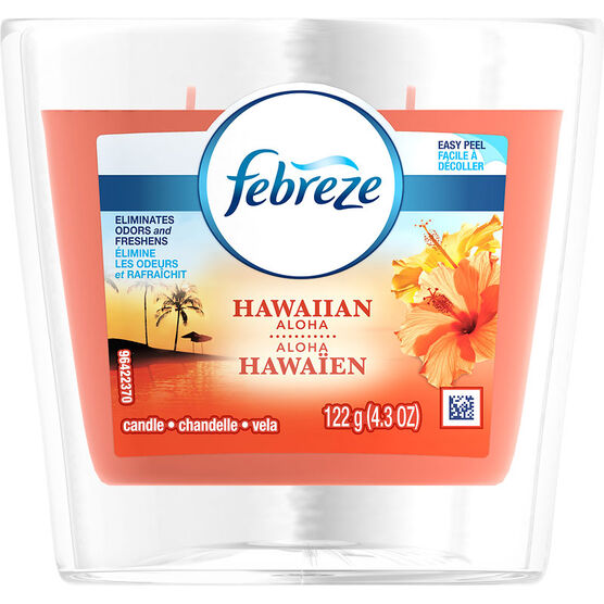 Febreze Candle - Hawaiian Aloha - 122g