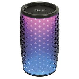iHome Colour Changing Speaker - Black - iBT78B