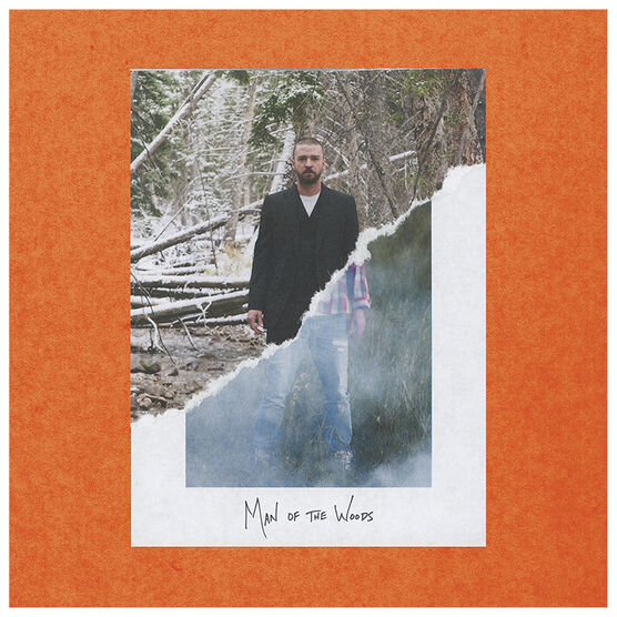 Justin Timberlake - Man of the Woods - 2 LP Vinyl