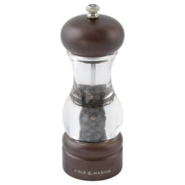 Cole & Mason Forest Pepper Mill - Wood Top - 16.5cm