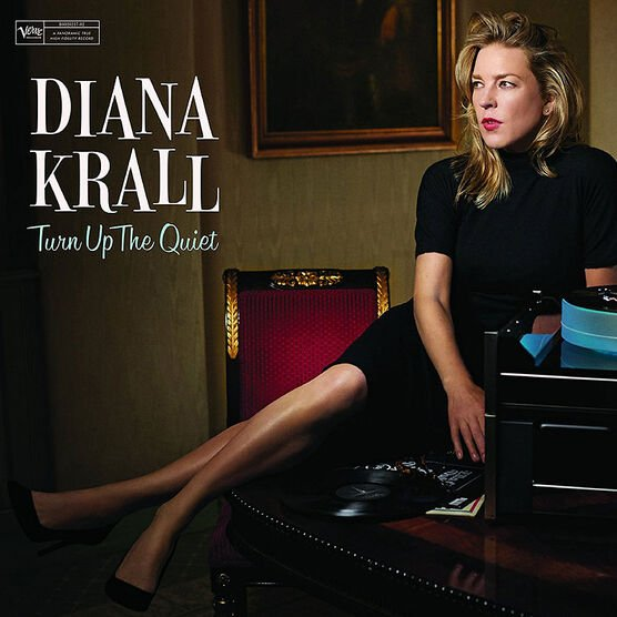Diana Krall - Turn Up The Quiet - CD