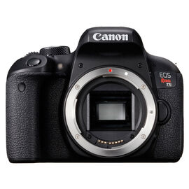 Canon Rebel T7i Body - Black - 1894C001