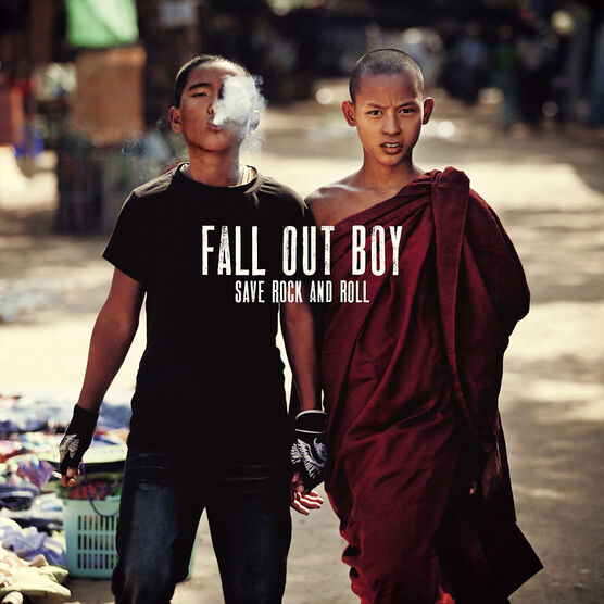 Fall Out Boy - Save Rock And Roll - Vinyl