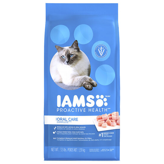 Iams Proactive Health Oral Care for Cat - Chicken - 1.59kg