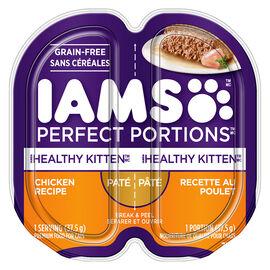 IAMS Perfect Portions Kitten -  Chicken - 75g