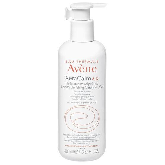 Avene XeraCalm A.D. Lipid Replenishing Cleansing Oil - 400ml