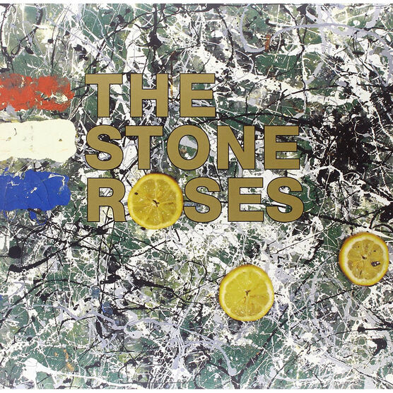 Stone Roses, The - The Stone Roses (Remastered) - Vinyl
