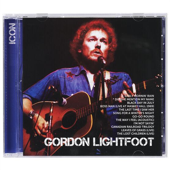 Gordon Lightfoot - Icon - CD