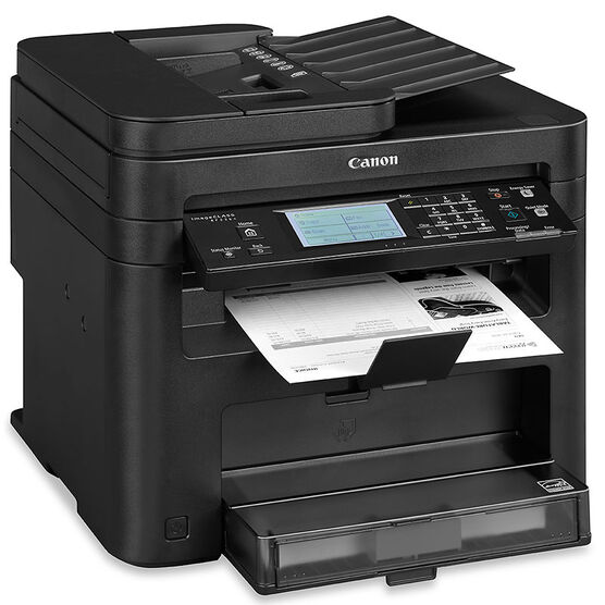 Canon imageCLASS MF236n Black and White Laser Multifunction Printer - 1418C036
