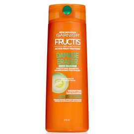 Garnier Fructis Damage Eraser Zero Silicone Shampoo - 370ml