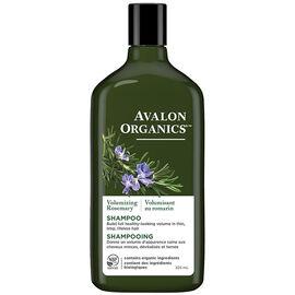 Avalon Organics Volumizing Shampoo - Rosemary - 325ml