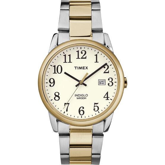 Timex Easy Reader Watch - Two Tone - TW2R23500GP