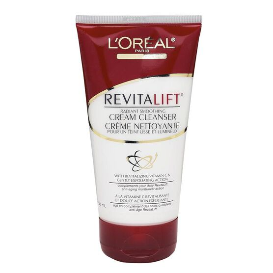 L'Oreal Dermo-Expertise RevitaLift Radiant Smoothing Cream Cleanser - 150ml