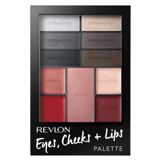 Revlon Eye, Cheek & Lip Palette - Seductive Smokies