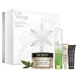 Lise Watier La Crème Sublime Holiday Gift Set - 4 piece