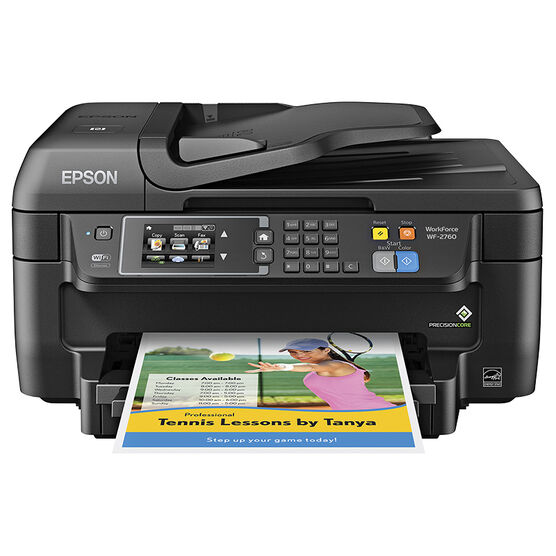 Epson WF-2760 All-In-One Printer