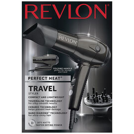 Revlon Perfect Heat Travel Styler - RVDR5163F