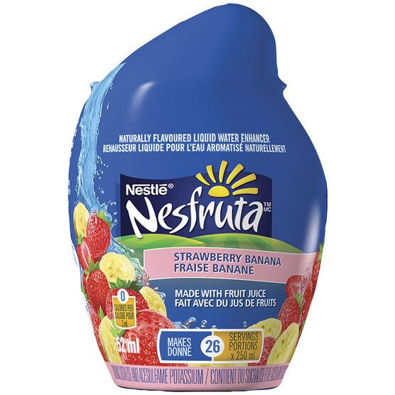 Nestle Nesfruta Drops - Strawberry Banana - 52ml
