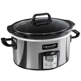 Crock-Pot Countdown Cooker - 4 qt - SCCPV400P-033