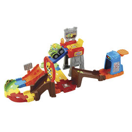 VTech Go Go Smart Wheels Press and  Race - Monster Truck Rally