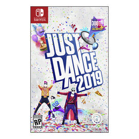 PRE ORDER: Nintendo Switch Just Dance 2019