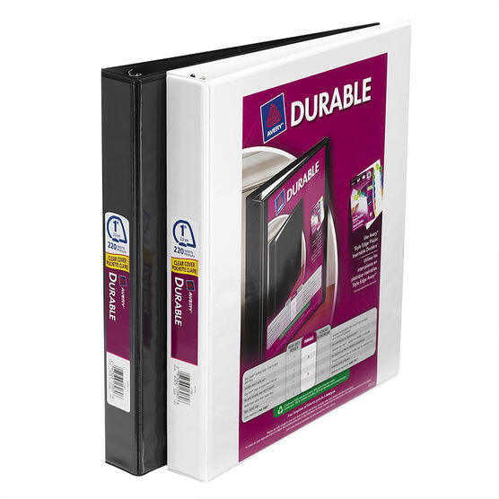 """Avery Durable View Binder - Assorted - 1"""""""