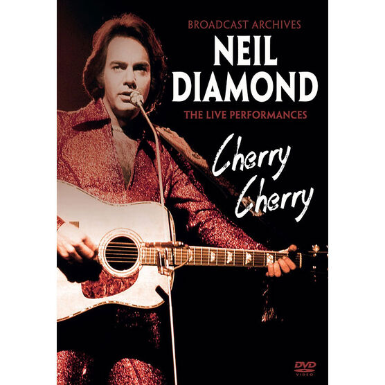 Neil Diamond - Cherry Cherry - DVD