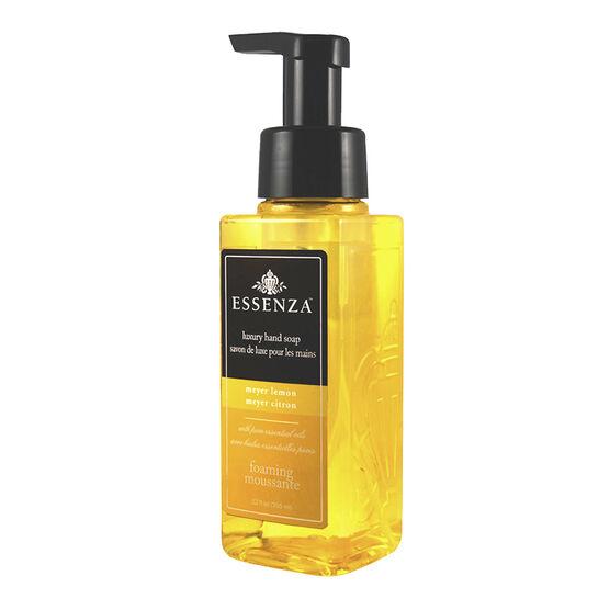 Essenza Luxury Foaming Hand Soap - Lemon - 355ml