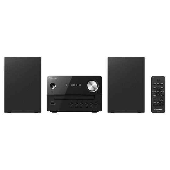 Pioneer XEM26 CD Micro System - Black