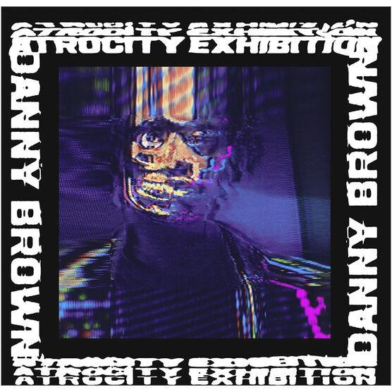Danny Brown - Atrocity Exhibition - Vinyl