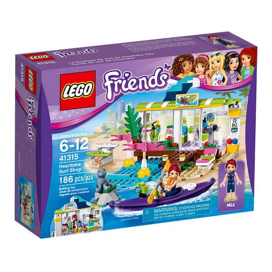 LEGO Friends - Heartlake Surf Shop