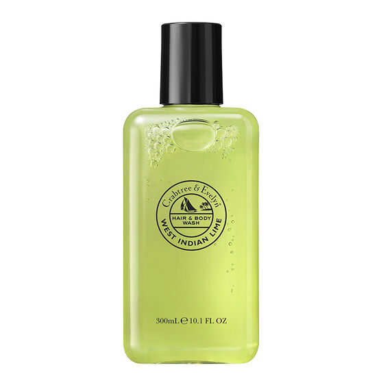 Crabtree & Evelyn West Indian Lime Body Wash - 300ml
