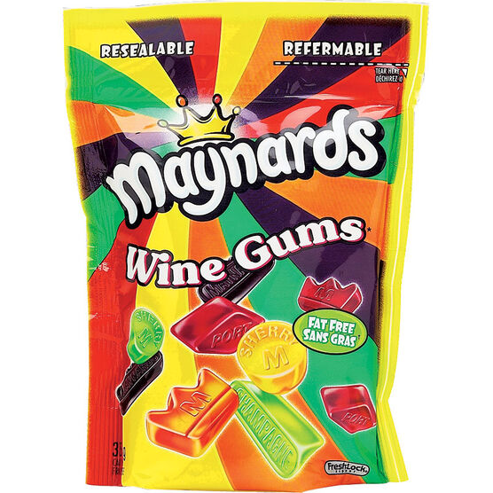 Maynards Wine Gums - 315g