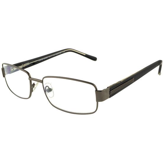 Foster Grant Wes Men's Reading Glasses - 2.00